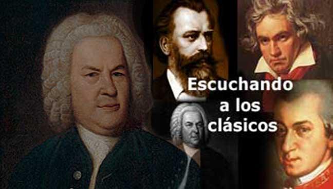 Escuchando a los clásicos