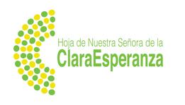 Nuestra Señora de la Claraesperanza Logo