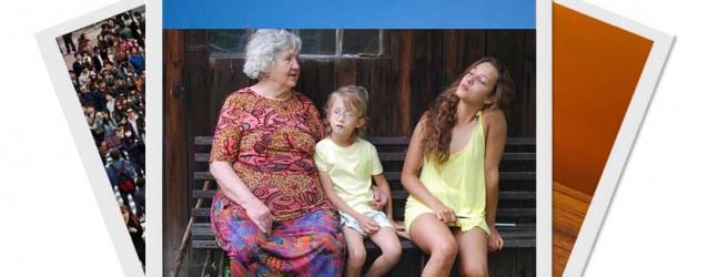 Ancianos,  puente entre generaciones