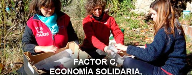 Factor C, economía solidaria, no periferia económica