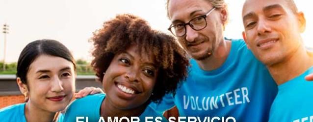 El amor es servicio