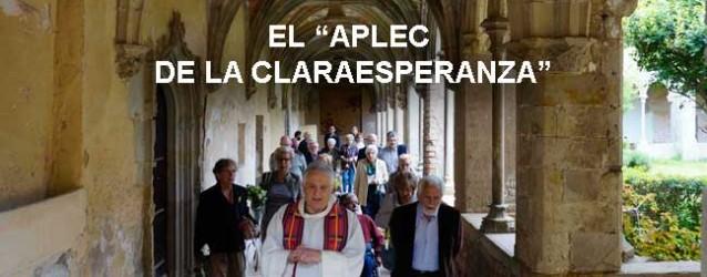 """El """"Aplec de la Claraesperanza"""""""