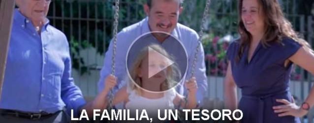La familia, un tesoro
