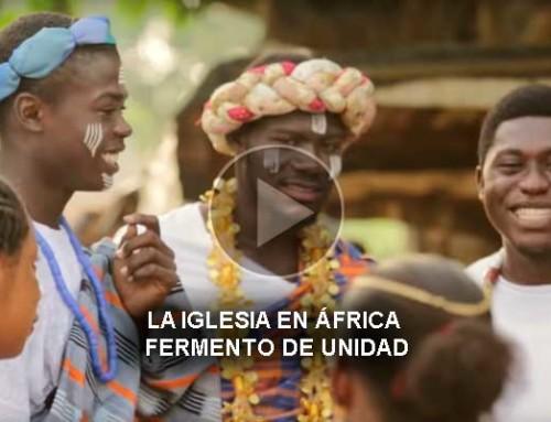 La Iglesia en África, fermento de unidad