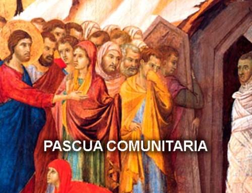 Pascua comunitaria
