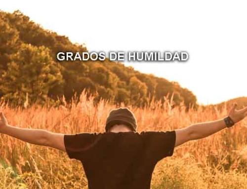Grados de humildad