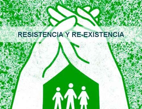 Resistencia y re-existencia